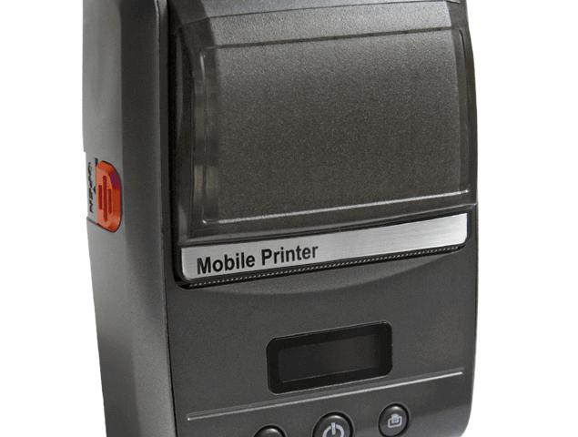 AK912 - Impressora Zicox térmica móvel Bluetooth