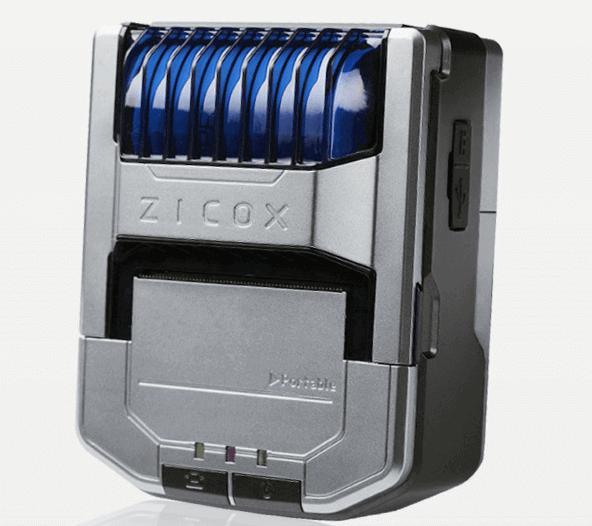 HDM332A - Impressora Zicox móvel térmica Bluetooth