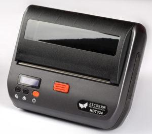 HDT334 - Impressora Zicox térmica móvel cabeçote 5 polegadas Bluetooth