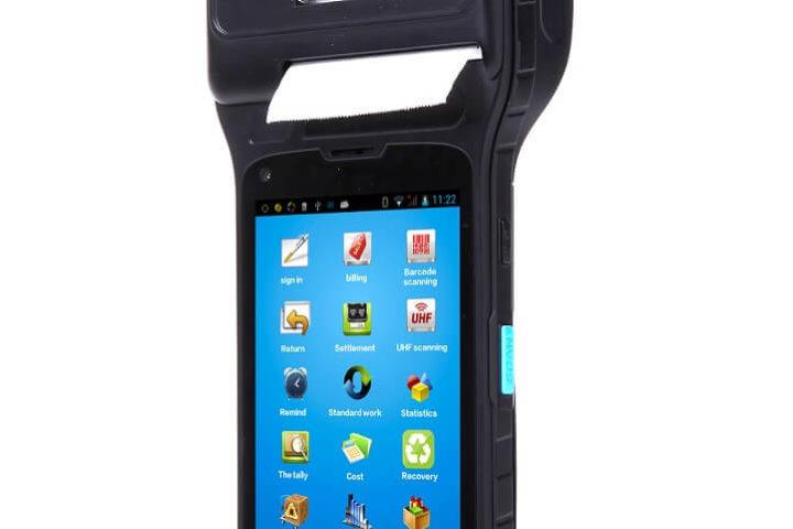 Cilico CM550 - Handheld industrial POS com impressora