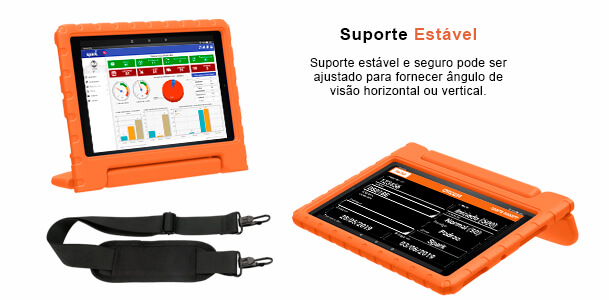 myDESK - Tablet Industrial e Supervisório da Spark